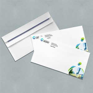DL Envelopes Printed in Black or Colour