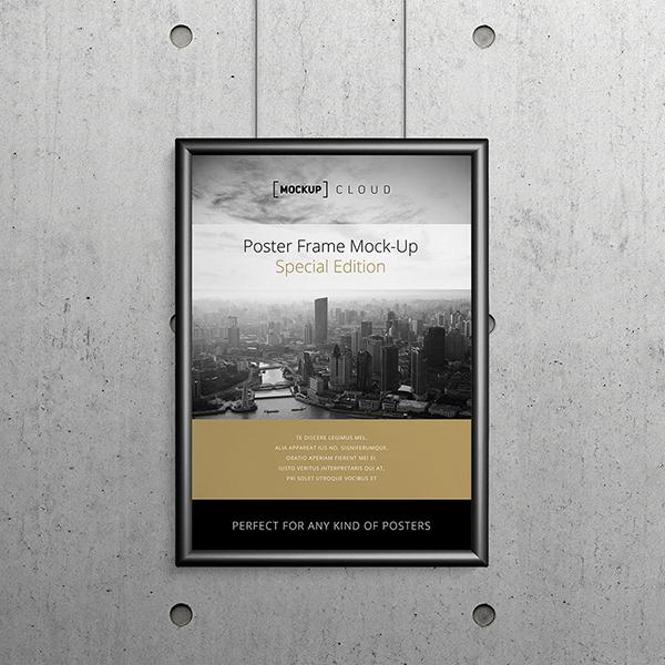 frame poster