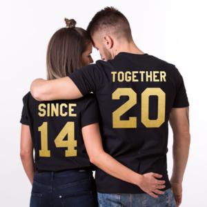 gold t-shirt printing