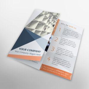 trifold brochure printing